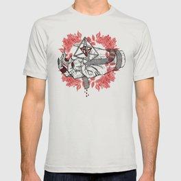 the pledge T-shirt