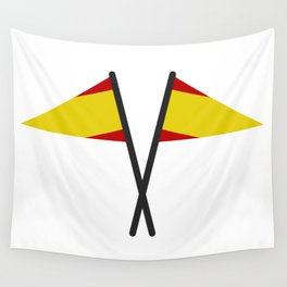 spain flag Wall Tapestry