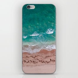 Delray Beach   Crashing Waves iPhone Skin