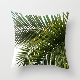 Carribean Throw Pillow