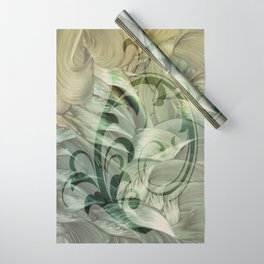 Goddess at Dawn Wrapping Paper