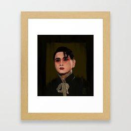 Dieyi Framed Art Print