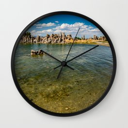 Mono_Lake California - 4 Wall Clock