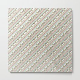Hungarian pattern Metal Print
