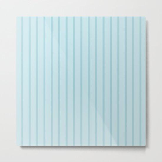 Baby Blue Monochrome Vertical Stripes Pattern by pinkcloud