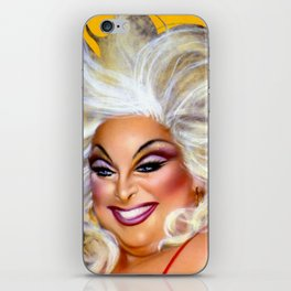 Glorious Divine iPhone Skin