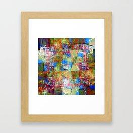 20180528 Framed Art Print