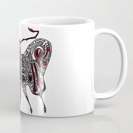 Bored Eye Moth of Utterly Dismal Conversationalists Coffee Mug