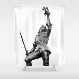 Richard The Third Shower Curtain