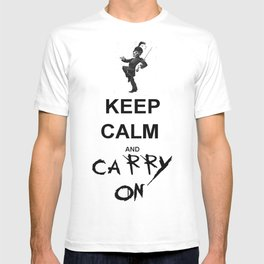 Keep Calm and Carry On: My Chemical Romance T-shirt