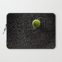 Spin Serve     Tennis Ball Laptop Sleeve