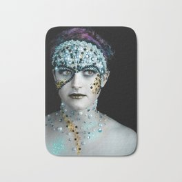 Four of Pents - Beauty By Tarot Bath Mat
