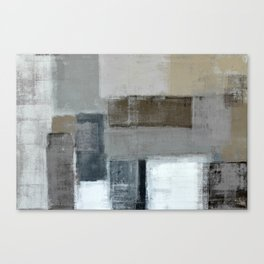 The Maze Canvas Print