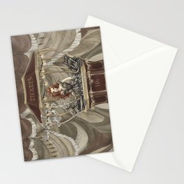 Midnight Circus: tickets Stationery Cards