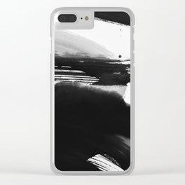Feelings #3 Clear iPhone Case