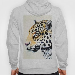 The Leopard Watercolor (Color) Hoody