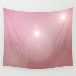 Pinkish Pastel Wall Tapestry