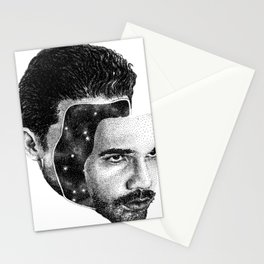 The Expanse James Holden Stationery Cards