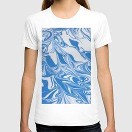 Bleed Tarheel Blue T-shirt