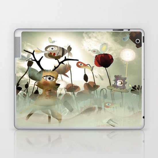 Delicious Light and Transparency  Laptop & iPad Skin