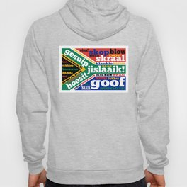 South African slang and colloquialisms Hoody