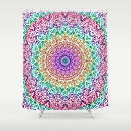 Mandala Mehndi Style G379 Shower Curtain