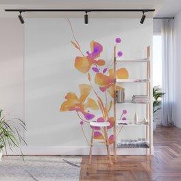 Organic Impressions 334zc by Kathy Morton Stanion Wall Mural