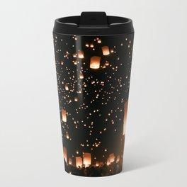 Lantern Festival 2 Metal Travel Mug