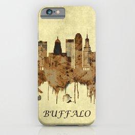 Buffalo New York Cityscape iPhone Case