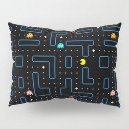 Pac-Man Retro Arcade Gaming Design Pillow Sham