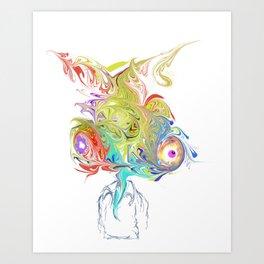 Nack Zance Art Print