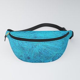 Turquoise Pine Fanny Pack