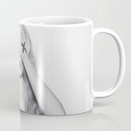 Tribute To KAWS Coffee Mug
