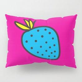 Strawberrious - Cyan/MAGENTA Pillow Sham
