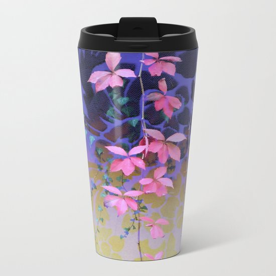 ivy Metal Travel Mug