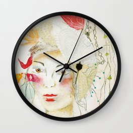 GROW Wall Clock