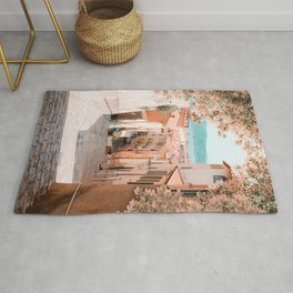 Summer Time In Italy Rug
