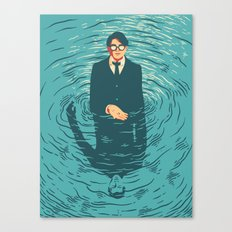 The Talented Mr. Ripley Canvas Print