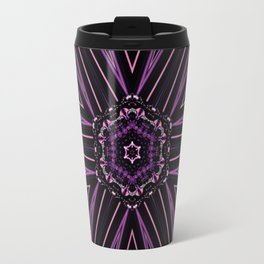 Pretty in Purple (2 of 3) Travel Mug