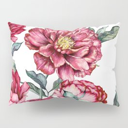 flower watercolor4 Pillow Sham