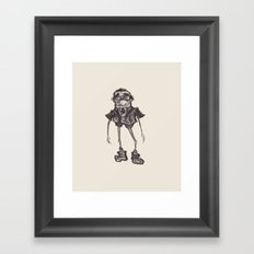 Wanchancy Framed Art Print