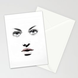 Fashion Illustration - Barbara Stationery Cards