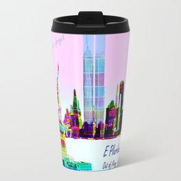911 - E Pluribus Unum Travel Mug