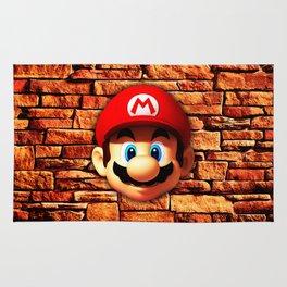 Mario Bross Rug