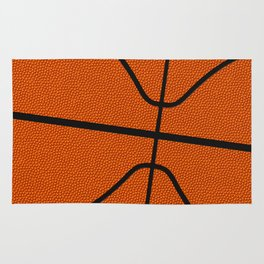 Fantasy Basketball Super Fan Free Throw Rug