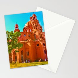 National Shrine of Cerrito de la Victoria Church Stationery Cards