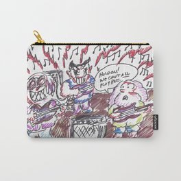 We Can't ALL Play Bass! Carry-All Pouch