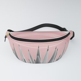 Agave in the Desert Oasis #4 #tropical #wall #art #society6 Fanny Pack