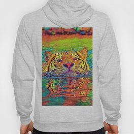 AnimalColor_Tiger_001_by_JAMColors Hoody