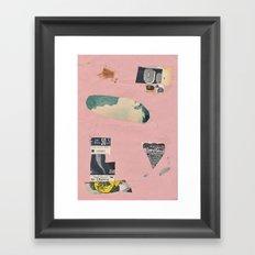 Apollo 7 Framed Art Print